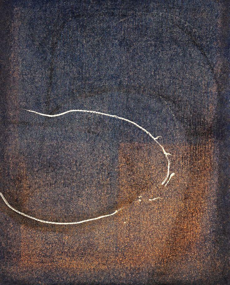 Francois Fiedler Untitled 1965 130x162cm- Kalman Maklary Fine Arts