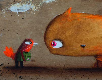 "Check out new work on my @Behance portfolio: ""!!!NEWS - Doctor Bird"" http://be.net/gallery/59229633/NEWS-Doctor-Bird"