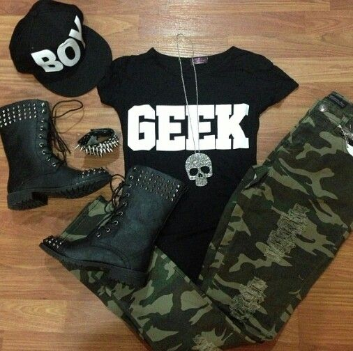 tomboy look but still girly casual outfits pinterest