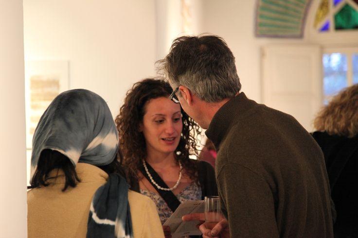 mostra personale fez, marocco 2013 Bordacconi Elena