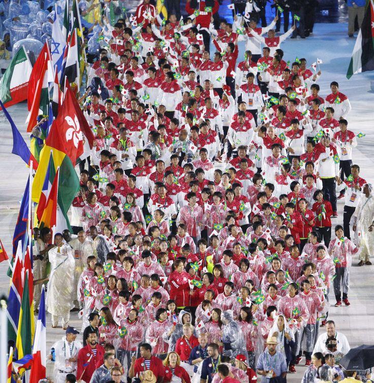 【リオ点描】夢つなぐ日本選手団 8月23日(2) #オリンピック #リオ五輪 #日本