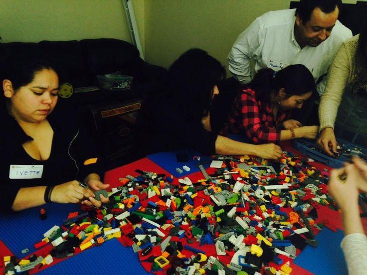 taller lego serious play
