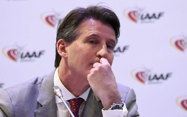 Lord Coe defiantly defends handling of athletics' worst drugs scandal as he braces himself for more revelations