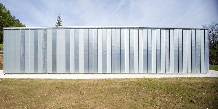 Dojo/salle polyvalente - CoCo Architecture Sarlat - Saint Cybranet (24)