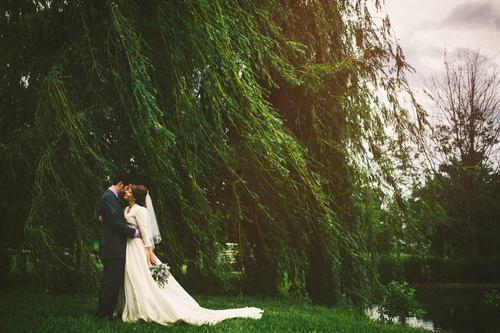 St. Louis Wedding Photography, Forest Park Wedding, Jewel Box Wedding, Willow Tree Wedding