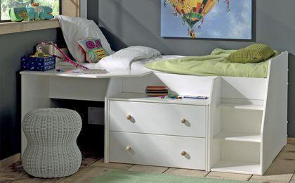 17 best ideas about lit enfant sureleve on pinterest lit. Black Bedroom Furniture Sets. Home Design Ideas