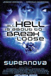 Supernova (El fin del universo) Poster