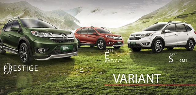 Spesifikasi Harga Kredit Honda BR-V Balikpapan