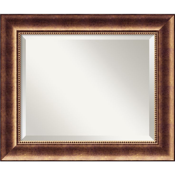 Medium Manhattan Wall Mirror | Overstock.com Shopping - The Best Deals on Mirrors