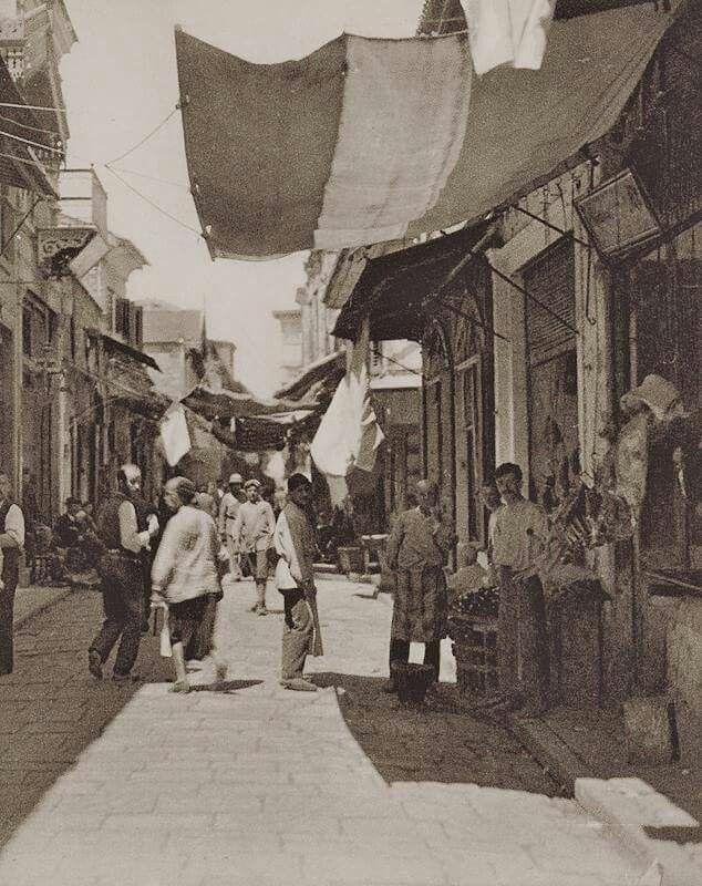 Kemeraltı Çarşısı,1919