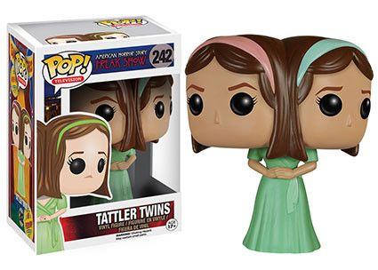 Tattler Twins - Coming Soon: American Horror Story Freak Show - FUNKO Pop.