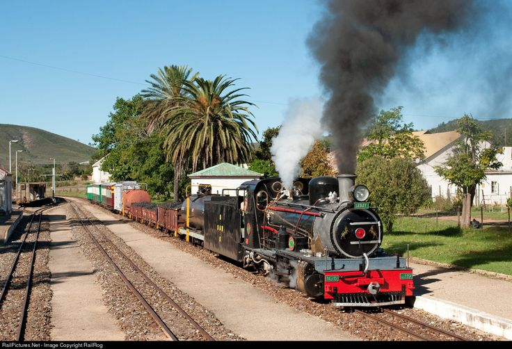 RailPictures.Net Photo: 119 Transnet Freight Rail Steam 2-8-2 at Eastern Cape, South Africa by RailRog
