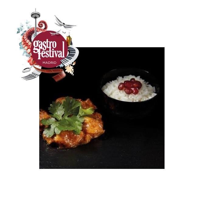 Hasta el domingo estás a tiempo de probar nuestra propuesta para el Gastrofestival ¡Curry rojo de capón! #ElPelicano #Madrid #gastrofestival #foodie #gastronomía #tapas