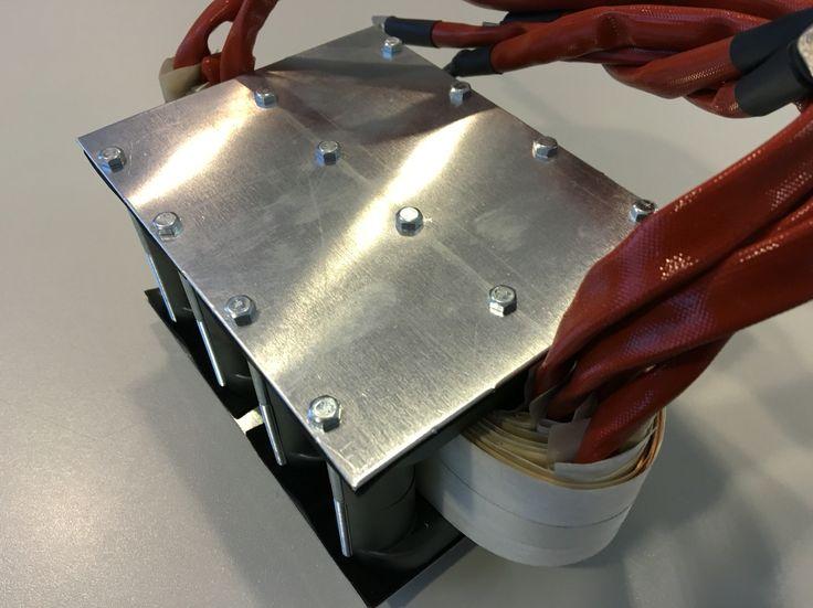 Transformer for welding