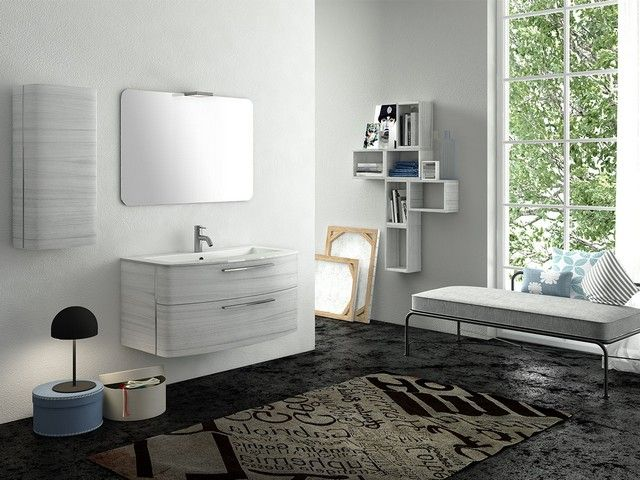 180 best images about mobili bagno on pinterest cas colors and minis - Mobili bagno iperceramica ...