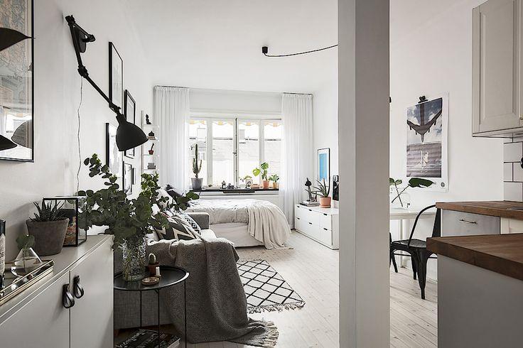 les 91 meilleures images du tableau am nagement petit. Black Bedroom Furniture Sets. Home Design Ideas