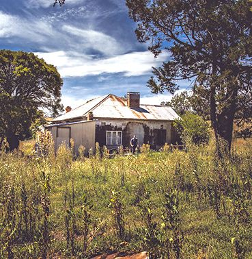 Llanelly is 760ha, 55km south of Canberra and 5 mins drive to the village of Michelago. • Nature Conservation Trust of NSW