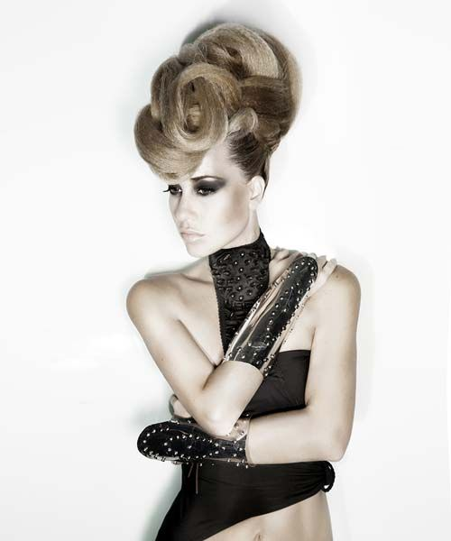 http://www.esteticamagazine.es My Collection by Schwarzkopf Professional  Photos: David Arnal  Stylist: Eunnis Mesa