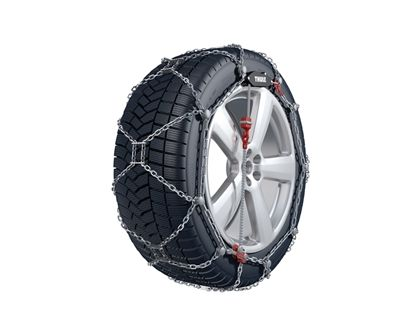 THULE XG-12 PRO SNOW CHAINS. SELF - TENS  4WD