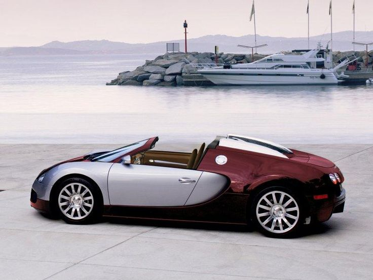 Bugatti Veyron In Monte Carlo
