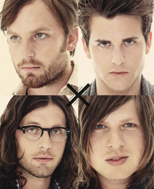 Kings of Leon babies... probably the most handsome band ever?! Plus best music