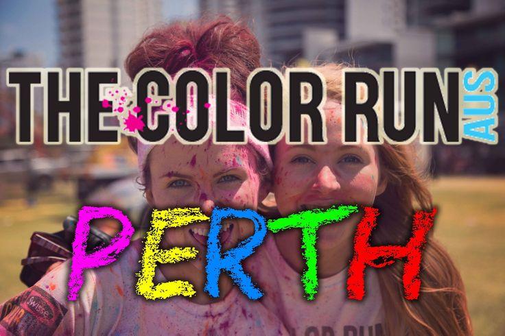 A video of the Perth Color Run in 2013.