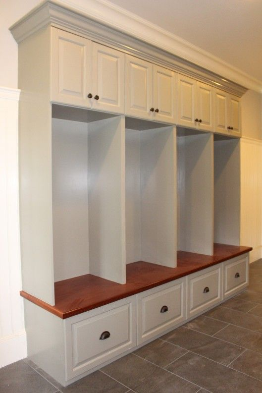 17 Best Images About Mudroom Lockers On Pinterest