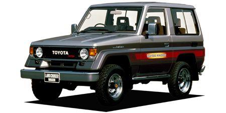 トヨタ (トヨタ ランドクルーザー70)