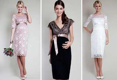 imagens de vestidos para gestantes