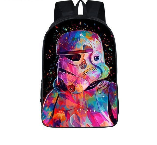 Star Wars 3D Backpacks