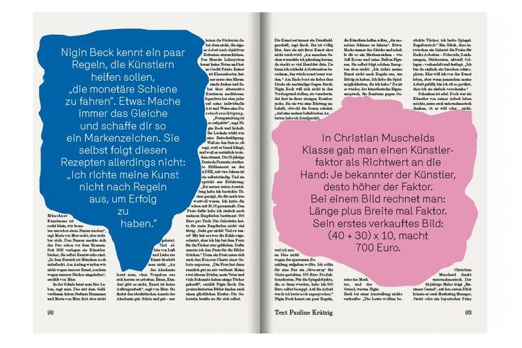 BUREAU MIRKO BORSCHE — Max Joseph #3 Vermessen: Die Kunst