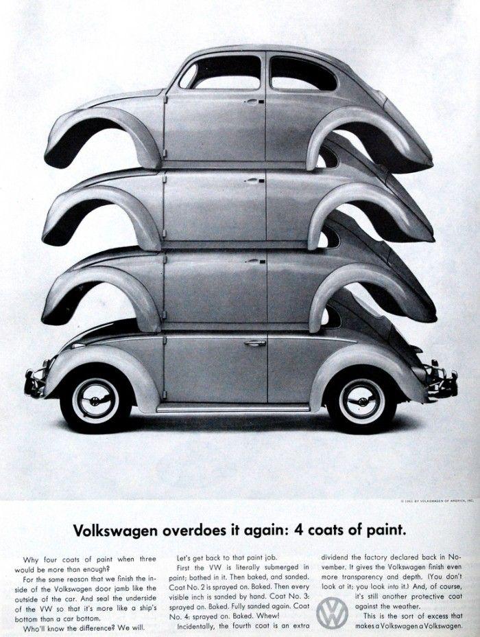 Vintage Vw Ad 35