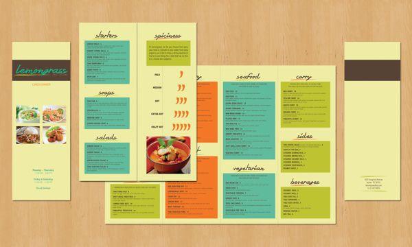 Lemongrass Thai Cuisine on Behance