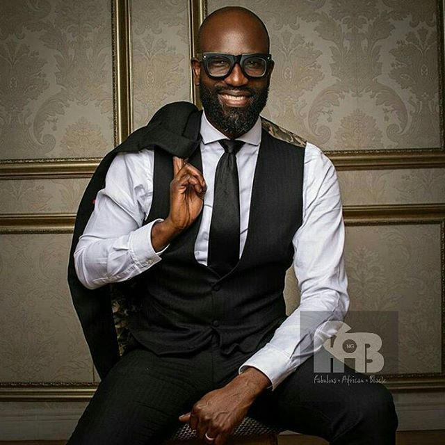 Our Man Crush this Monday is the Tux man @maiatafo 💙 Mai Atafo was born in Ile-Ife, Osun State. He attended the University Staff School, Benin, then the Federal Government College, Ido-Ani, Indo State. Mai later earned a Master's degree from the City University, UK in Information System and Technology. Upon returning to Nigeria in 2002, he worked in various positions in the marketing department at the British American Tobacco Nigeria. In 2016, he left to Guinness Nigeria where he sat a...