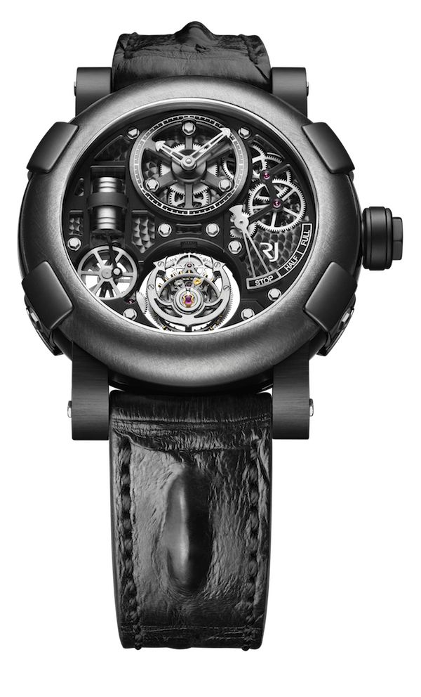 Romain Jerome Steampunk Tourbillon Watch