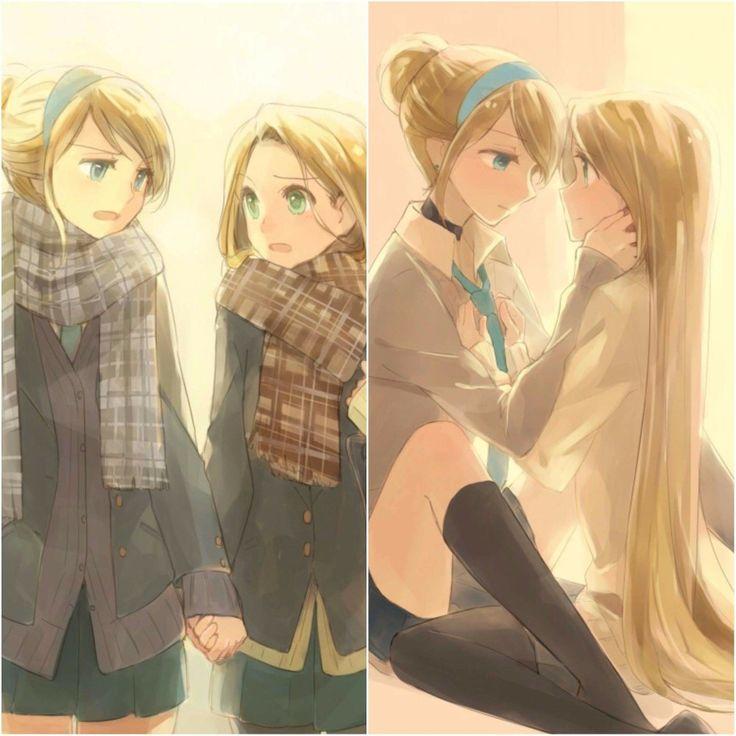 1417 Best Yuri - Shoujo Ai - Lesbian Images On Pinterest