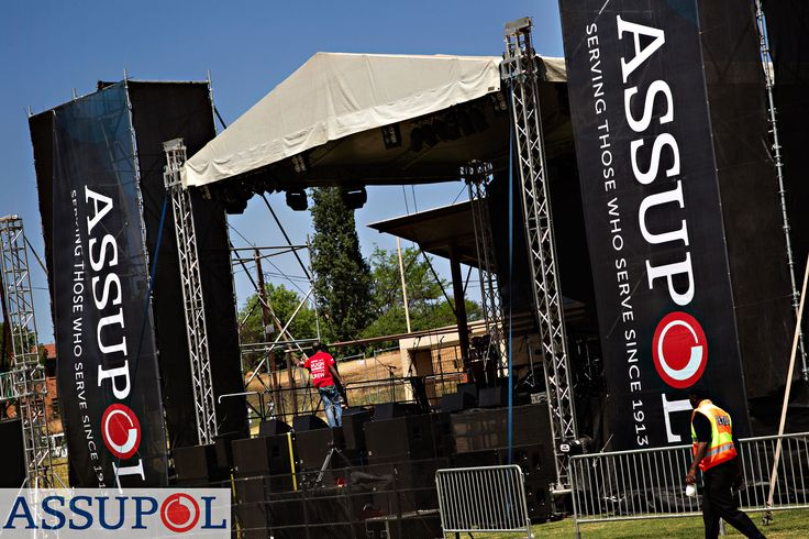 The festival proudly sponsored by Assupol (www.assupol.co.za)
