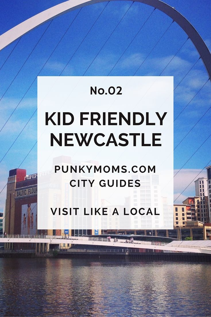 The Newcastle City Guide is our latest Visit Like A Local post! This Northwestern UK city is exploding with good food spots & kid friendly things to do!