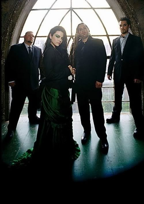 Evanescence one of my best bands ever
