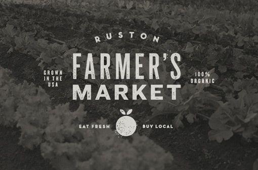 heck yeah! /// Ruston Farmer's Market by Jake Dugard