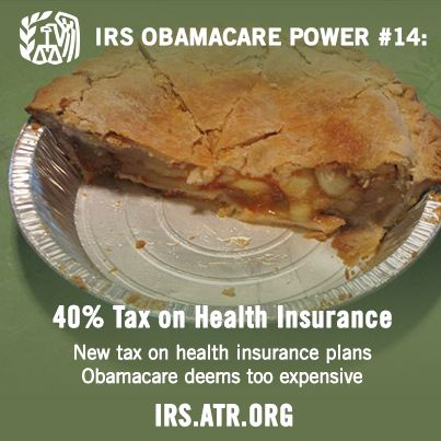 25 best IRS Obamacare Powers images on Pinterest | Law ...