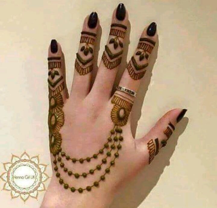 Check out this post - #mehendi#mehendidayzron#weddingz#trydizz  created by Pooja Gupta and top similar posts, trendy products and pictures by celebrities and other users on Roposo.