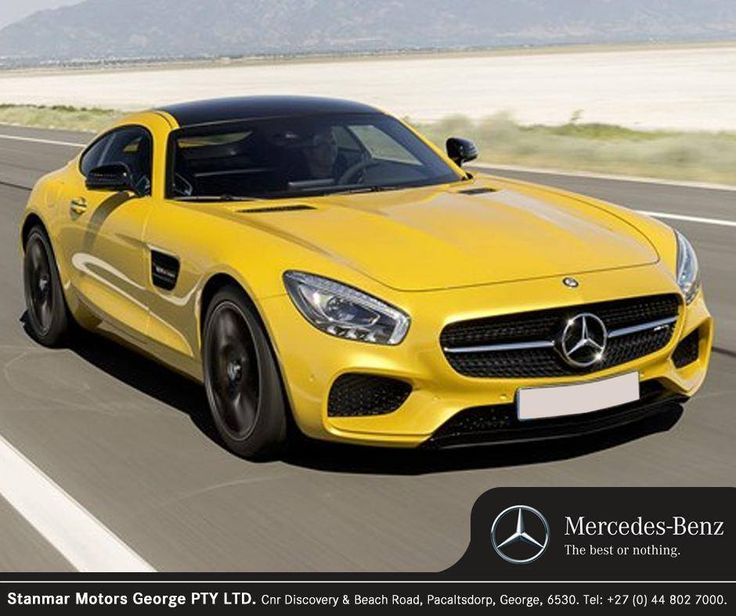 Racing heart, goose bumps and you haven't even got in yet. Welcome to world's next great sports car - the #MercedesBenz AMG GT S. Contact #TeamStanmar on 044 802 7000 for more information or to book your test drive.