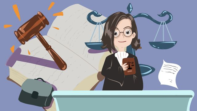 National Lawyer Day Cartoon Original Illustration, Lawyer Consultation Day,  Lawyer, Cartoon Illustration Image on Pngtree, Free Download on Pngtree in  2020 | Cartoon illustration, Image illustration, Illustration