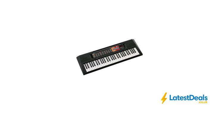 Yamaha PSRF51 Electronic Keyboard Free Delivery, £90 at Amazon UK
