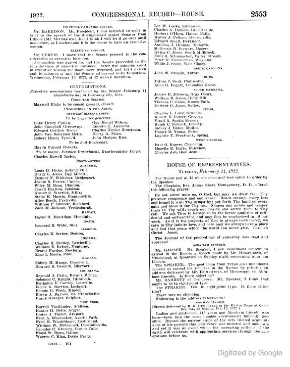 Congressional Record: Proceedings and Debates of the ... Congress - United States. Congress - Google Books