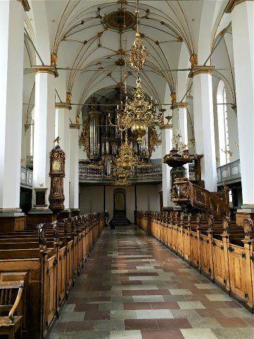 Free Organ Music in Copenhagen Churches: Trinitatis Kirke in Copenhagen