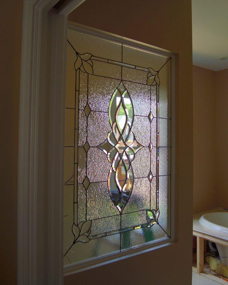 Bevel Lee design.  #stainedglass #window #traditional #stylish #elegant #beautiful #custom #homedecor #decor