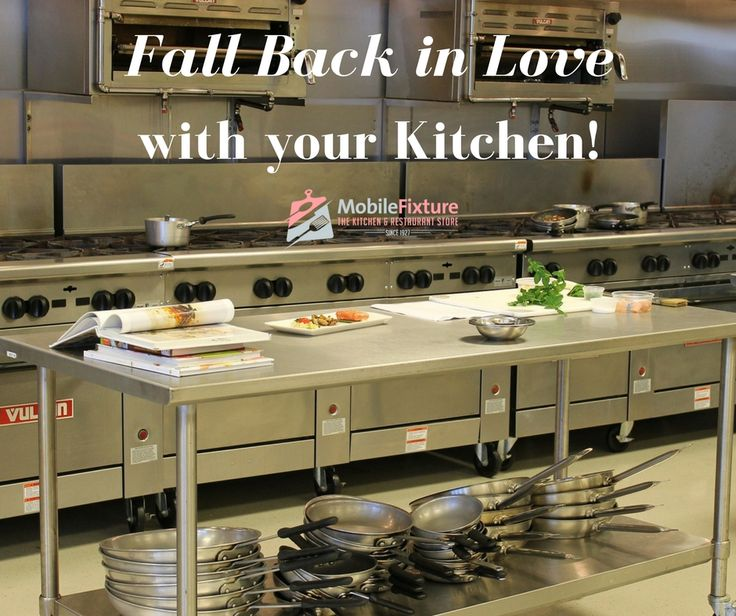 Fall Back in Love with your #Kitchen. Celebrate the 1st day of fall by a redesign and install from Mobile Fixture!