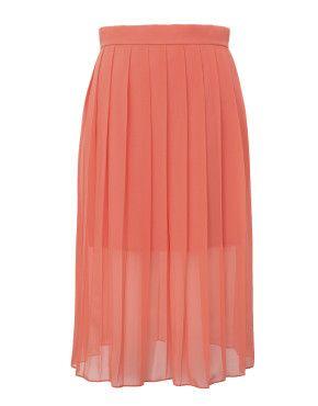 Pink Sorbet Skirt